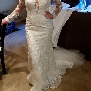 David's bridal Galina